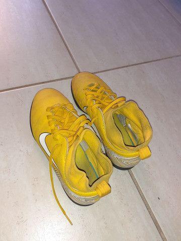 Chuteira Nike Mercurial Superfly Neymar