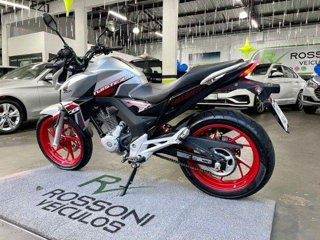 Honda Cb Twister 250 Flex 1200 km  - Foto 6