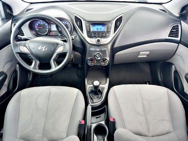 Hyundai HB20S Confort 1.0 Flex 2015 - Foto 9