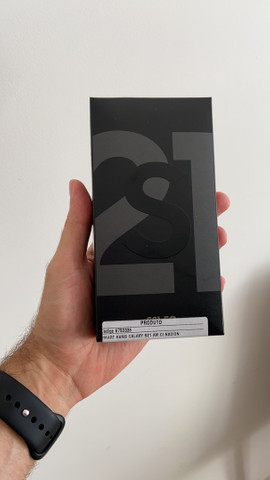 Samsung Galaxy S21 128gb Cinza 5G - 8GB ram Tela 6,2 Câm. Tripla + Selfie 10MP - Foto 4