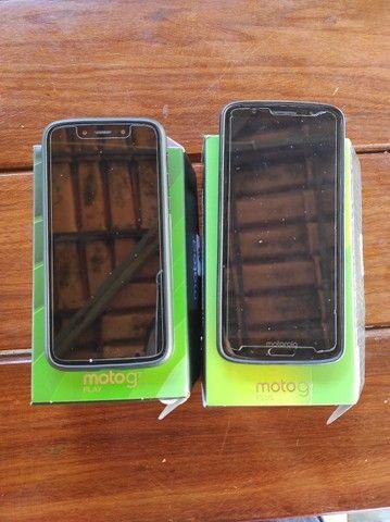 Vendo Motorola G6 PLUS 64 GIGA e Motorola G7 play 32 giga