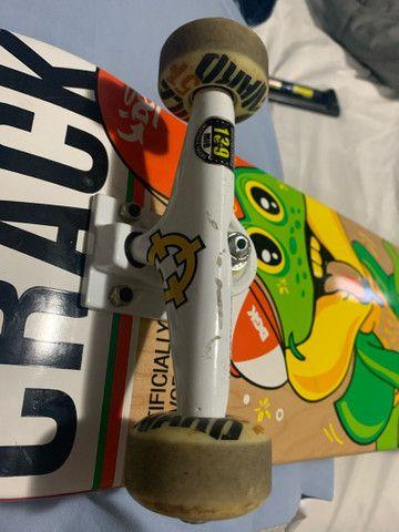 Skate novo // Não vendo peças separadas - Foto 2