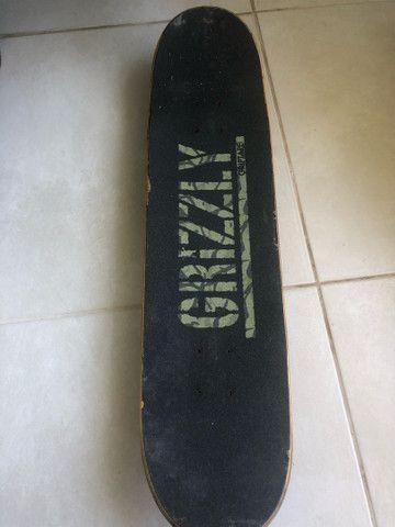 Vendo skate gringo