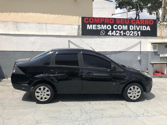 Lindo Ford Fiesta Sedan 1.6 Flex Extremamente Novo - Foto 2