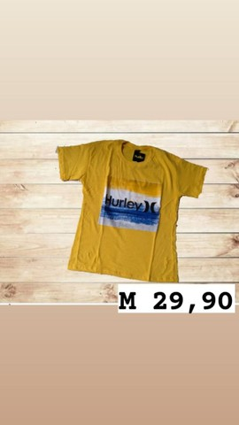 Camisetas masculinas  tamanho M - Foto 2