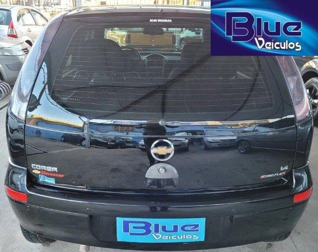 Corsa Premium 1.4 8v 2008 Completo - Foto 6
