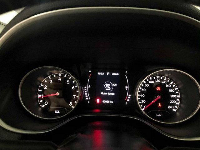 Jeep Compass Longitude 2.0 2018 Cinza 40 mil km - Foto 8