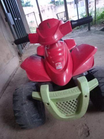Quadriciclo para criança