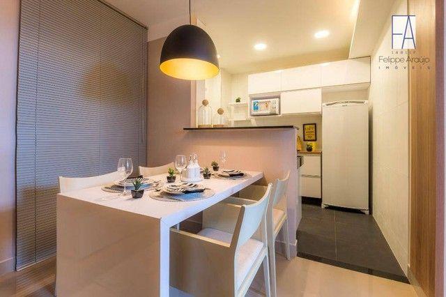 Apartamento com 2 dormitórios à venda, 44 m² por R$ 155.900,00 - Messejana - Fortaleza/CE - Foto 4