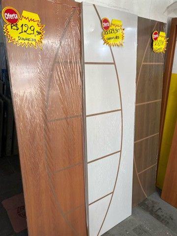Porta de Madeira Completa - Super Oportunidade!!! - Foto 2