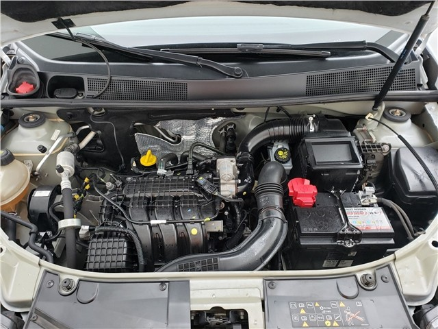 Renault Logan 2020 1.0 12v sce flex authentique manual - Foto 18