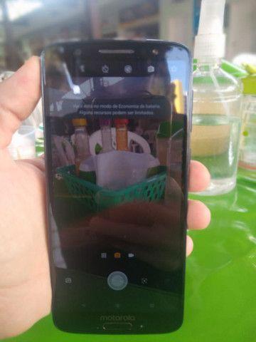 Celular Motorola G6 32gb semi novo bem conservado - Foto 2