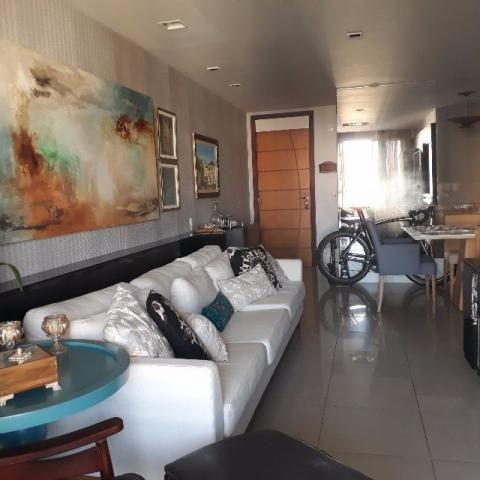 Apartamento Luxuoso 128m² com 3 suítes/3 vagas Meireles - Foto 8