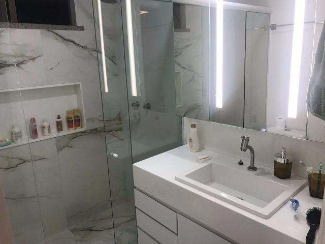 Apartamento Luxuoso 128m² com 3 suítes/3 vagas Meireles - Foto 17