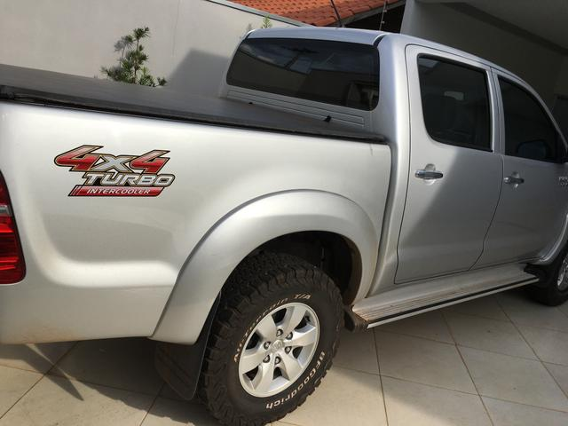Hilux SRV 3.0 CD turbodiesel