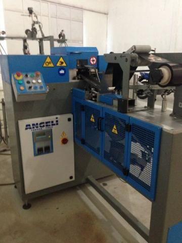 Industria metalurgica- Arame recozido BWG 18 - Maquina Automatica bobinadora fil duplo