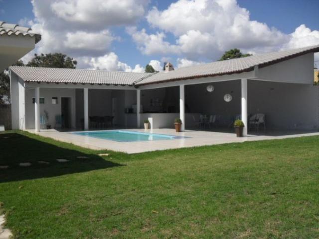Samuel Pereira oferece: Magnífica casa térrea no Condomínio Mansões Entre Lagos com lazer - Foto 3
