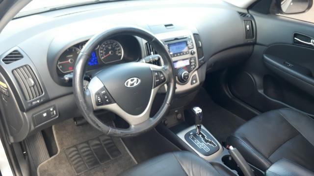 Hyundai I30cw Wagon GLS Top de Linha Teto Solar Couro - Foto 5