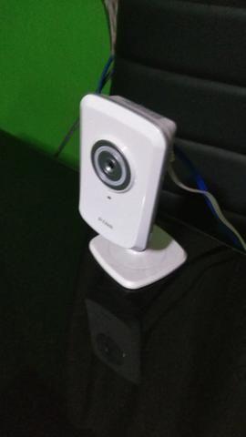 Câmera de segurança D-Link