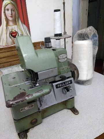 Máquina overlock