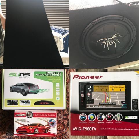 Kit para carro Pioneer