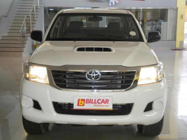 Toyota Hilux CD 4x4 STD