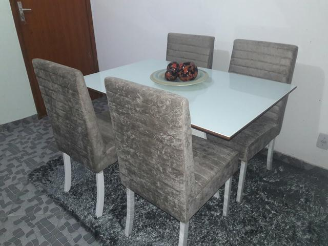 Promoção Mesas + 4 cadeiras $1399,00 ENTREGO