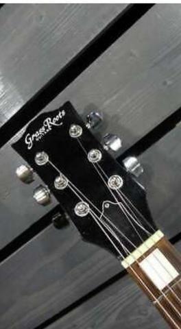 Guitarra Les Paul ESP Grass Roots japonesa - Foto 2
