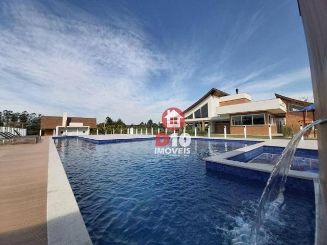 Terreno à venda, 800 m² por R$ 331.398 - Argentina - Criciúma/SC