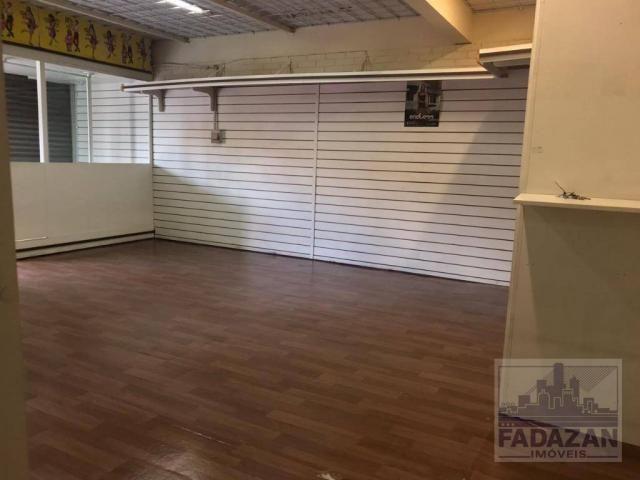 Loja para alugar, 74 m² por r$ 2.850,00/mês - pinheirinho - curitiba/pr - Foto 5