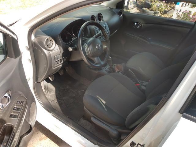 Nissan Versa 2014 1.6 completo - Foto 6