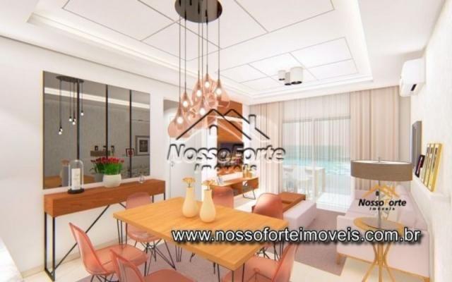 Apartamento na Vila Atlântica em Mongaguá - Foto 7