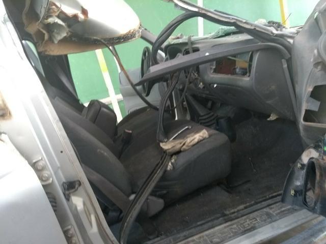 Ranger batida a venda a diesel - Foto 6