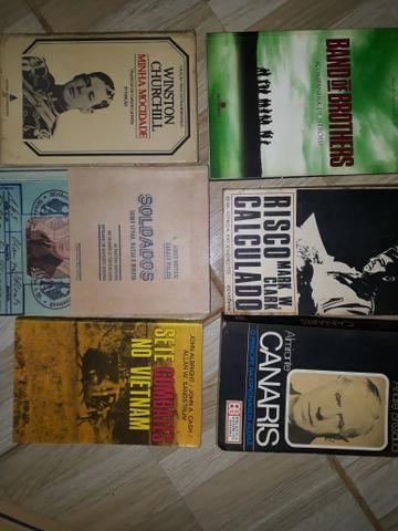 Livros sobre guerras - Foto 2