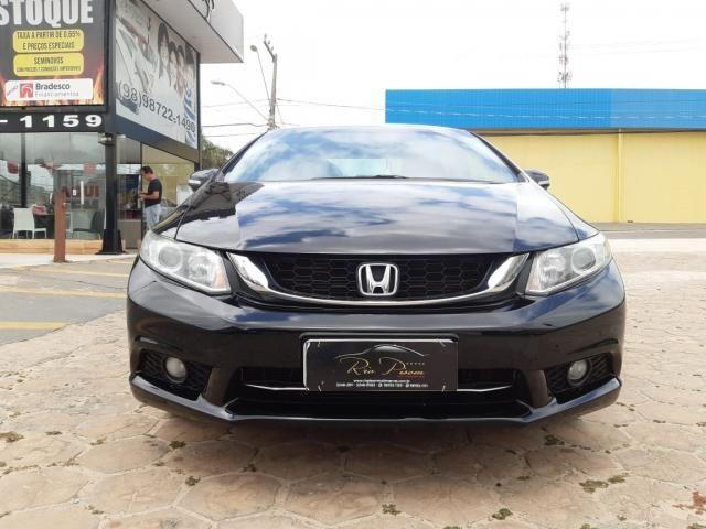 HONDA CIVIC 2014/2015 2.0 LXR 16V FLEX 4P AUTOMÁTICO - Foto 2