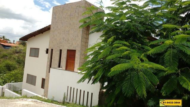 Alugo Casa Com 4 Suites sem Mobília, a 100 Metros da Pista Local, em Gravatá-PE - Foto 8