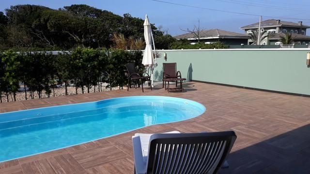 Casa Temporada com Piscina Praia do Ervino SC - Foto 3