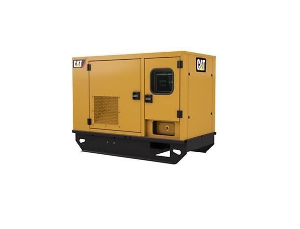 Novo - Gerador à Diesel Trifásico 56 KVA Caterpillar - Cat® C3.3 - DE56AE0- 56kva