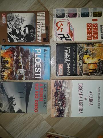 Livros sobre guerras - Foto 4