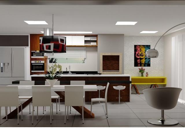 Casa à venda com 4 dormitórios em América, Joinville cod:10271 - Foto 4