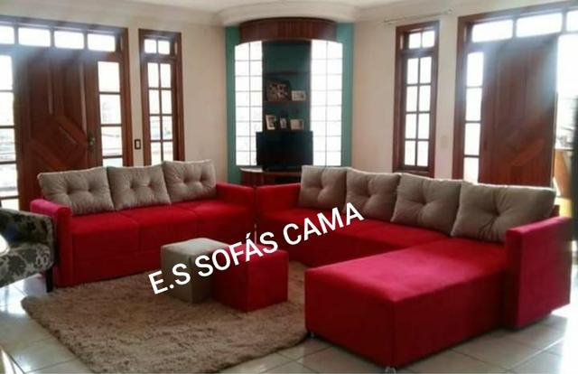 Conjunto sofa cama - Foto 2