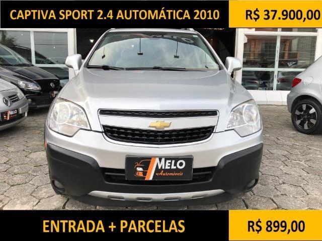 Captiva Sport 2.4 Automática 2010