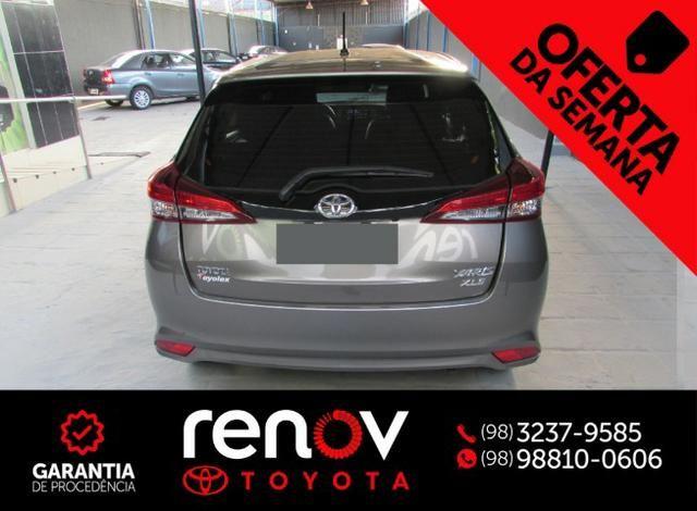 Toyota Yaris HB Auto 1.5 XLS C/Teto 2018.2019 - Foto 5