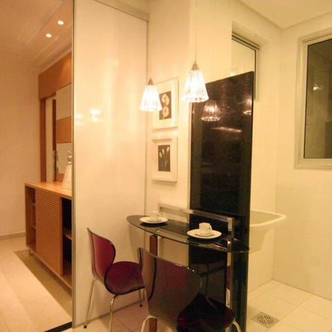 Apartamentoe 3 qtos 1 suite 1 vaga lazer completo, novo aceita financiamento - Foto 15