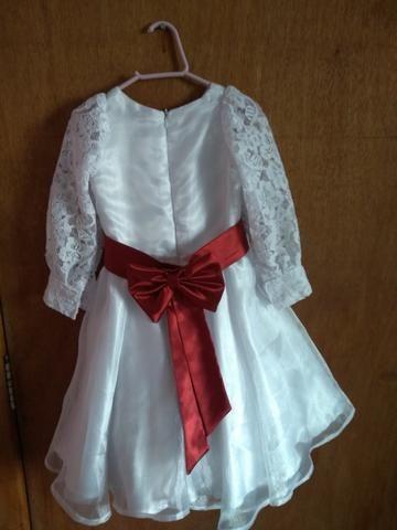 Vestido daminha /batizado