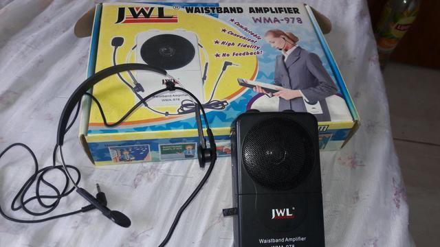 Amplificador de voz