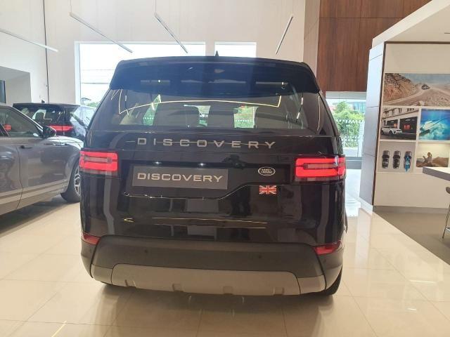 LAND ROVER DISCOVERY 2019/2019 3.0 V6 TD6 DIESEL SE 4WD AUTOMÁTICO - Foto 5