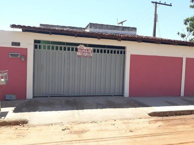 Casa para locação no Parque Vila Verde em Formosa-GO