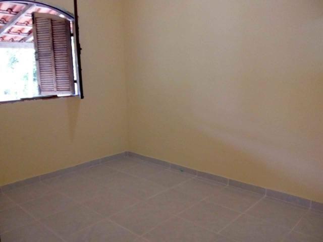 Casa independente quarto grande sala ampla cozinha arejada ótimo banheiro varanda área - Foto 7