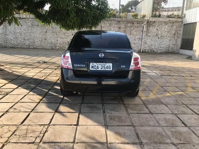 Sentra R$ 20.000 MUITO NOVO 2008 - Foto 5